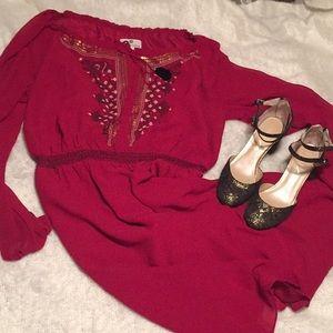 Altuzarra  for Target Red Dress